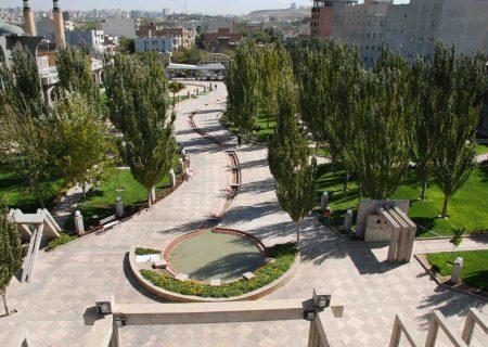 پارکهای تبریز را بازگشایی کنید