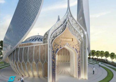 آغاز عملیات ساخت مسجد جدید در شوشا (گزارش تصویری)