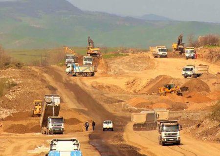 در حین ساخت جاده پیروزی به سمت شوشا، بیش از ۴۰ اثر تاریخی کشف شد