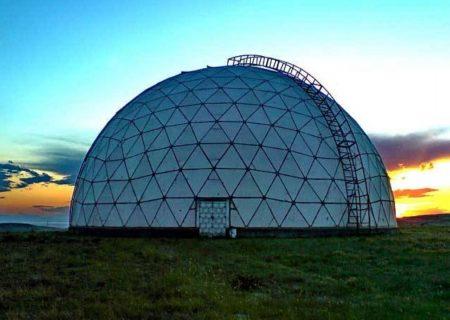 غبار بی توجهی بر چهره بزرگترین رصدخانه جهان اسلام/ آسمان بی ستاره رصدخانه مراغه
