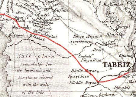 احیای جادۀ تاریخی «استانبول یولو»
