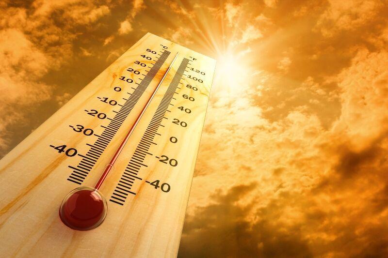 افزایش ۴ الی ۶ درجهای دمای هوای آذربایجان شرقی