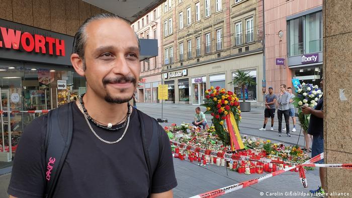 نشان شجاعت برای یک ایرانی در آلمان