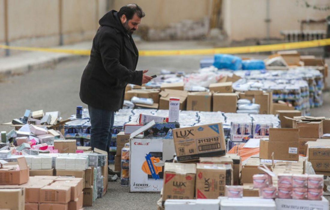 قاچاقچیان کالا و ارز در آذربایجانشرقی ۲۲۶ میلیارد ریال جریمه شدند