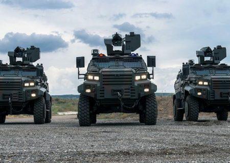 ترکیه بیش از یک میلیارد دلار محصولات دفاعی صادر کرده است