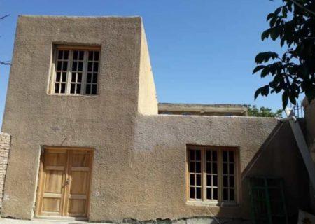 مرمت خانه علامه امینی در سراب ۹۰ درصد پیشرفت دارد