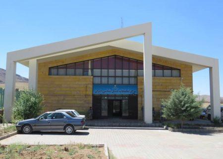 بخش اداری مرکز تحقیقات دیرینهشناسی کشور تکمیل میشود