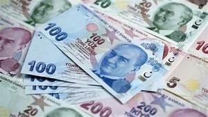 لیر ترکیه به کمترین میزان خود رسید