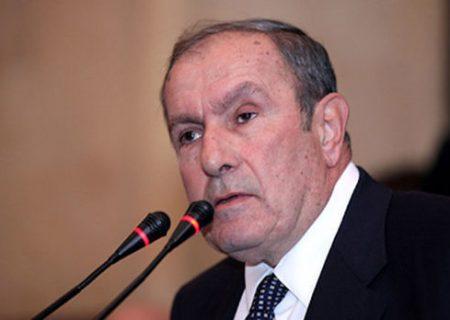 ترپطروسیان: ارمنستان هیچ متحدی در مسئلهی قرهباغ ندارد