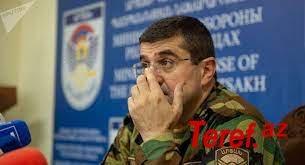 آراییک هاروتونیان در قره باغ اعلام بسیج عمومی کرد؛ رژیم غیرقانونی سیاست نظامی در پیش می گیرد
