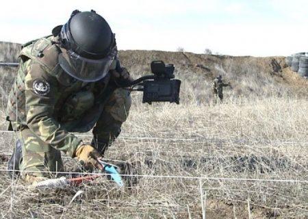 آذربایجان در ازای آزادی ۱۵ اسیر ارمنی نقشهی اراضی مینگذاری شده را تحویل گرفت