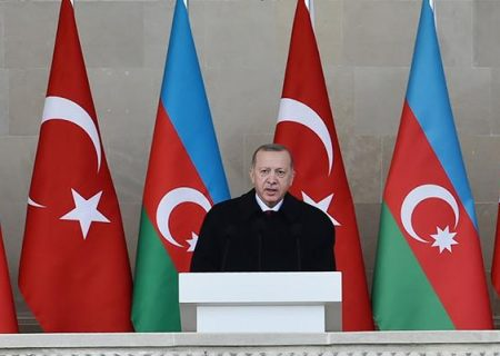 ندای اردوغان به جهان؛ بیایید قره باغ را ببینید