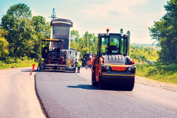 جاده جدیدی در کریدور ترانزیتی گرجستان-آذربایجان ساخته خواهد شد