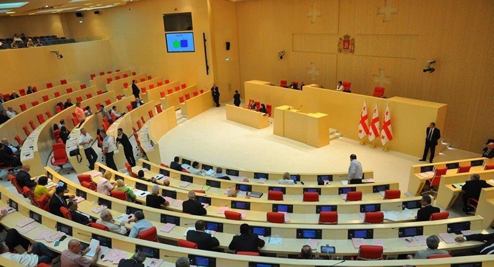 پارلمان گرجستان اصلاحات گسترده در قانون انتخابات را تصویب کرد