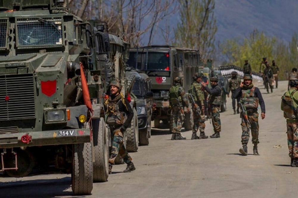 هند حضور نظامی خود را در مرزهای چین افزایش داده است