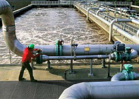تصفیه خانه آذرشهر لَنگ اعتبار دولت/ هدایت فاضلاب به کانالهای آب
