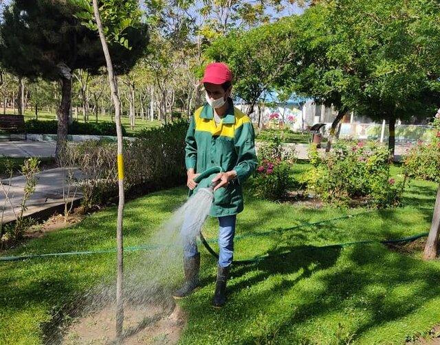اتخاذ تمهیدات لازم برای بهبود کیفیت آبیاری در گرمای بی سابقه امسال تبریز