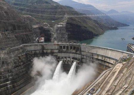 راه اندازی دومین سد برق آبی بزرگ جهان در چین