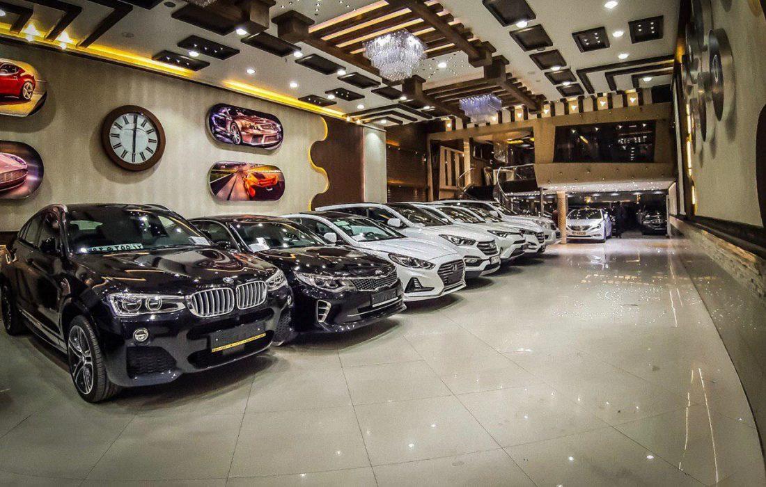 دلالان نمایشگاههای خودرو باید تایید صلاحیت شوند