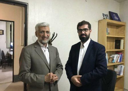 رئیس ستاد انتخاباتی سعید جلیلی در آذربایجان شرقی منصوب شد