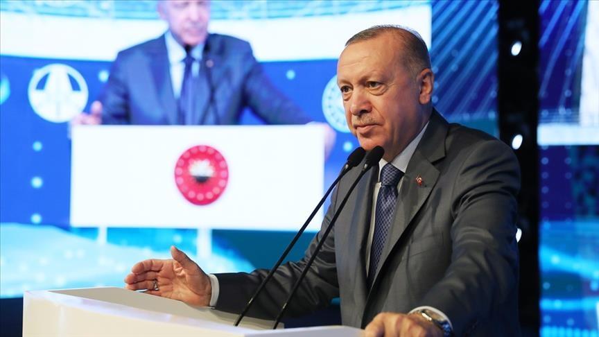 کانال استانبول صفحه جدیدی در تاریخ توسعه ترکیه باز میکند + عکس