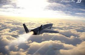 اولین تصاویر از یک هواپیمای جنگی بدون سرنشین ساخت ترکیه