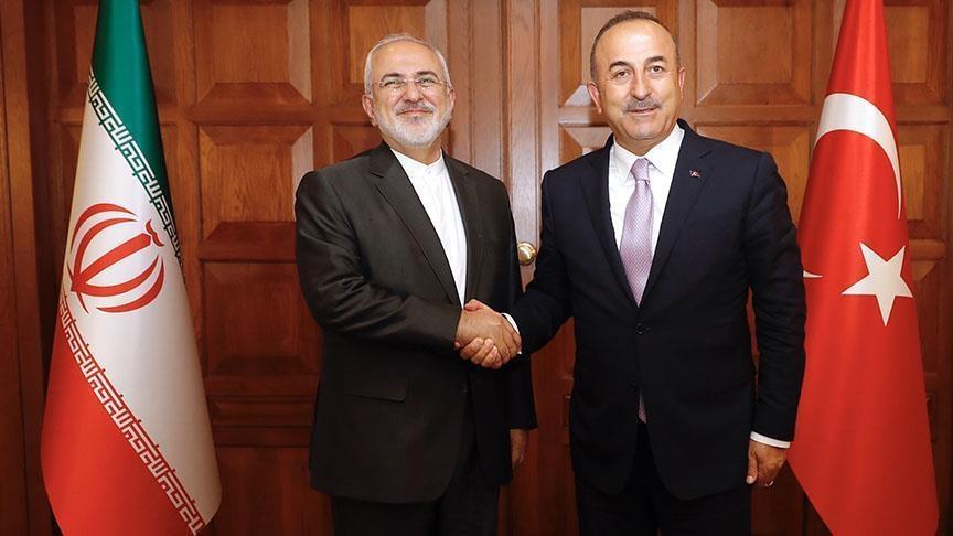 وزرای امورخارجه ایران و ترکیه تلفنی گفتوگو کردند