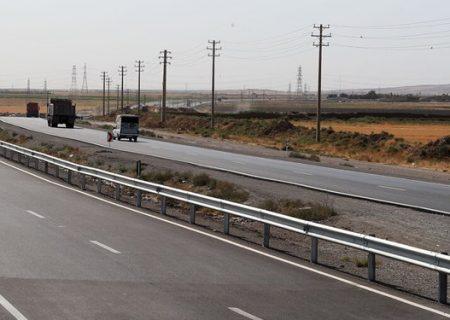 بهره برداری از ۲۰ کیلومتر کریدور بزرگراهی غرب کشور در آذربایجانغربی