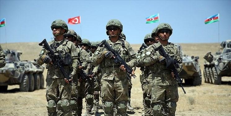 آذربایجان از «پایان موفق» رزمایش نظامی با ترکیه خبر داد
