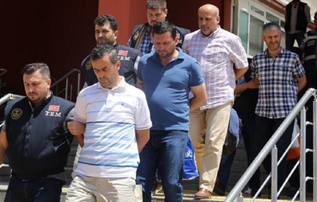 ادامه بازداشت های عوامل جماعت گولن در ترکیه