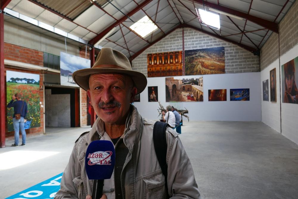 رضا دقتی: من واقعیت های قره باغ را از طریق عکس ها و نمایشگاه هایم به همه دنیا منتقل می کنم