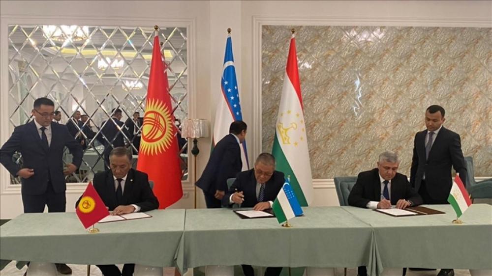 رهبران تاجیکستان، ازبکستان و قزاقستان درباره وضعیت متشنج در مرز افغانستان گفتگو کردند