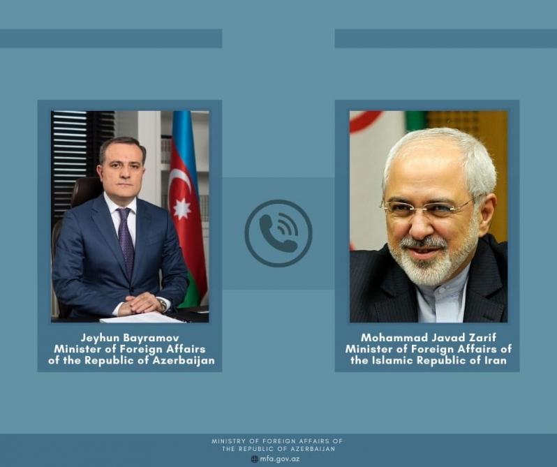 آذربایجان و ایران در مورد همکاری های دوجانبه و امنیت منطقه ای تبادل نظر کردند