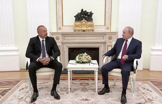 یک نکته مهم در دیدار روسای جمهور روسیه و آذربایجان: اگر ارمنستان هم نخواهد، راهرو زنگه زور افتتاح خواهد شد
