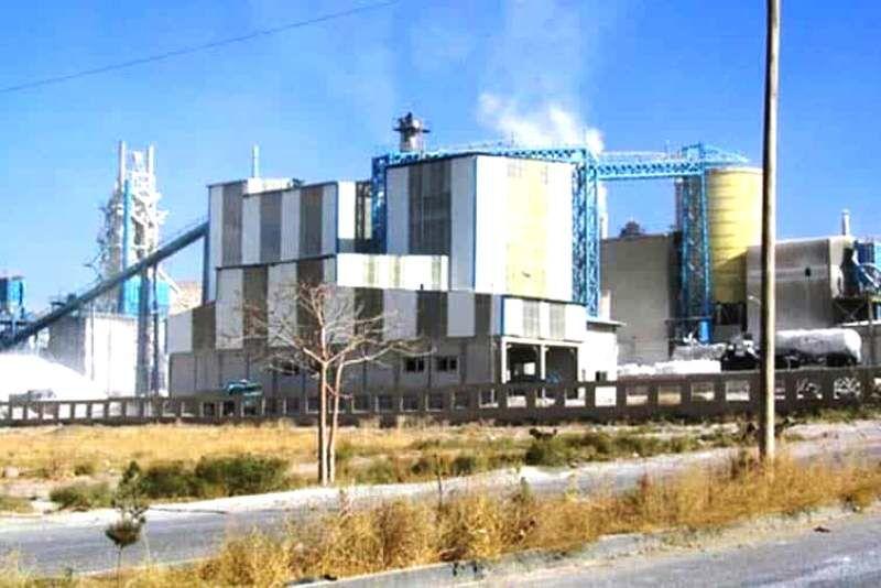 کارخانه ۲۰۳ میلیارد تومانی آهک هیدراته اهر افتتاح شد