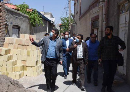 بازآفرینی بافت ناکارآمد شهری رویکرد جدید شهرداری مراغه است