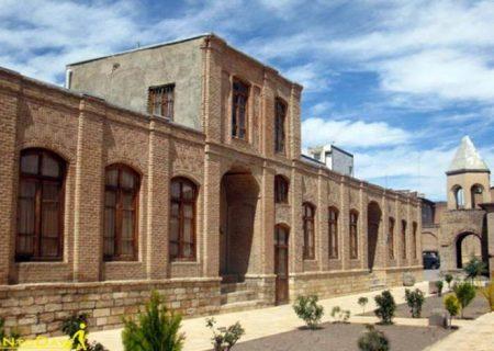 مرحله نهایی از مرمت کلیسای هوانس مراغه آغاز شد