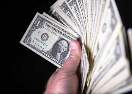 تداوم سیر نزولی دلار