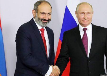 دستاورد پاشینیان از سفر مسکو چه بود؟