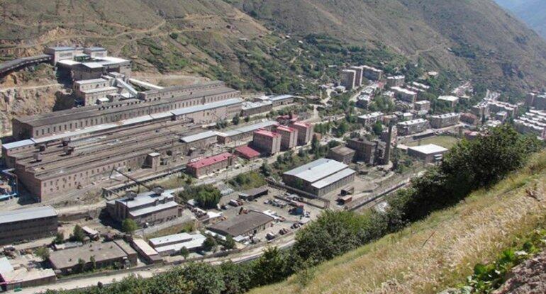 کارخانه مس-مولیبدن در ارمنستان پلمپ شد