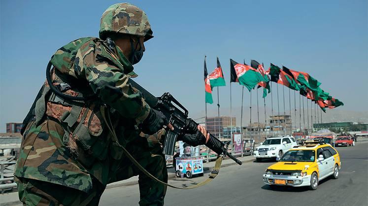 پلتفرم چهار جانبه در مورد افغانستان در حال ایجاد است