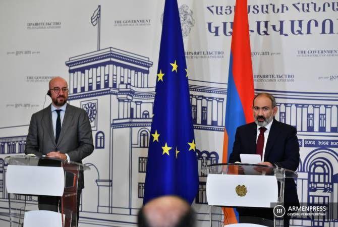 خیانت ۲.۶ میلیارد یورویی پاشینیان به پوتین؛ ارمنستان در چنبره اروپا