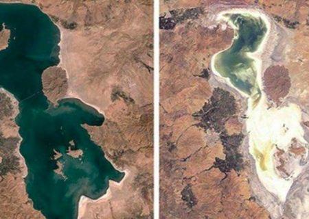 خشک شدن دریاچه ارومیه، تهدیدی برای ایران و منطقه