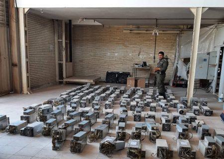 کشف و شناسایی ۸۴۴۰ دستگاه رمزارز دیجیتال غیرمجاز در برق تبریز