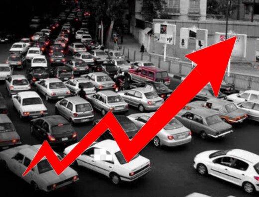 افزایش قیمت ها در بازار خودرو شدت گرفت/ پراید در یک قدمی ۱۴۰ میلیونی شدن