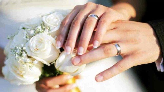 کاهش ۱۵۱ درصدی آمار ازدواج در اسکو