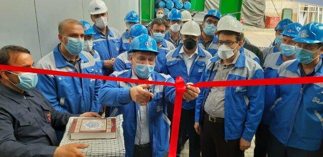 مدیر عامل شستا، ۳ پروژه شرکت کلرپارس را افتتاح کرد