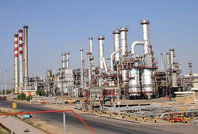انجام تعمیرات اساسی واحد هیدروکراکر شرکت پالایش نفت تبریز