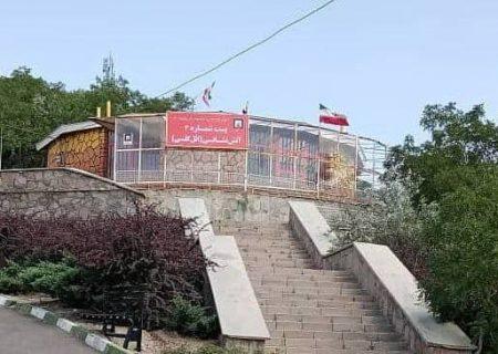 افتتاح دو پست عملیاتی آتش نشانی در تبریز