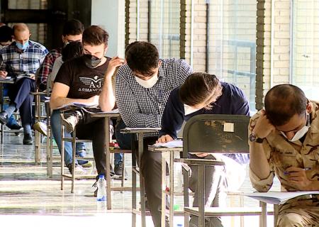 رقابت ۲۶۸۰۰ داوطلب کارشناسی ارشد آذربایجانشرقی